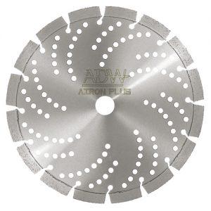 Deimantiniai pjovimo diskai armuotam betonui