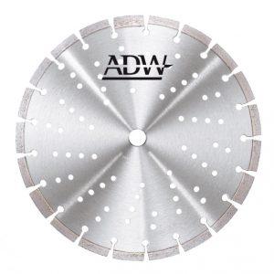Deimantiniai pjovimo diskai betonui