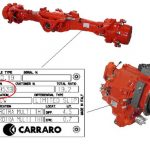 Duomenų lentelė CARRARO 2