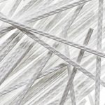 Durus EasyShot makrosintetinė fibra betono armavimui