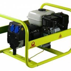 Pramac E serijos generatorius