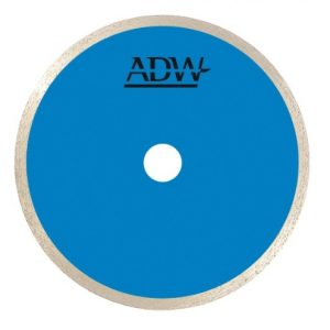 Deimantiniai pjovimo diskai keraminėms plytelėms