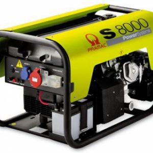 Pramac S serijos generatorius