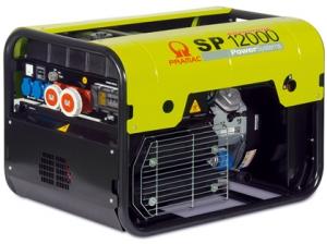 Pramac SP serijos generatorius