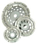 Deimantiniai pjovimo diskai betono šlifavimui