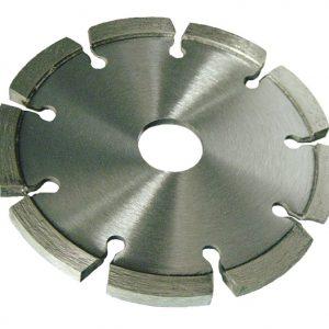 Deimantiniai pjovimo diskai stambioms siūlėms