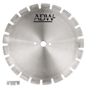 Deimantiniai pjovimo diskai asfaltui
