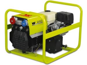 Pramac W serijos generatorius