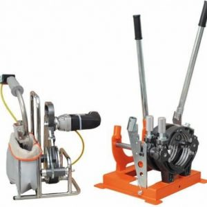 Plastikinių vamzdžių suvirinimo aparatas – Delta 160 M