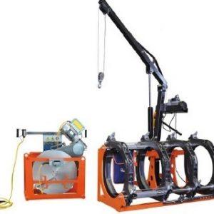 Plastikinių vamzdžių suvirinimo aparatas – Delta 630